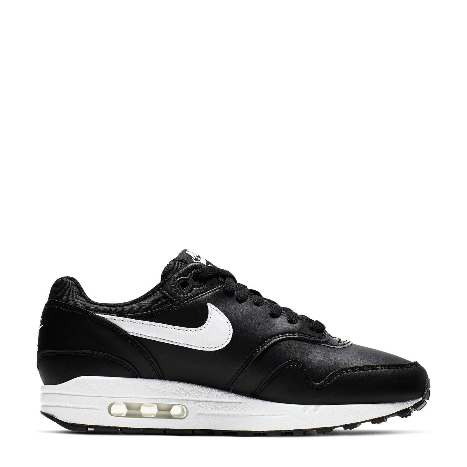 Nike Air Max 1 sneakers zwart | wehkamp