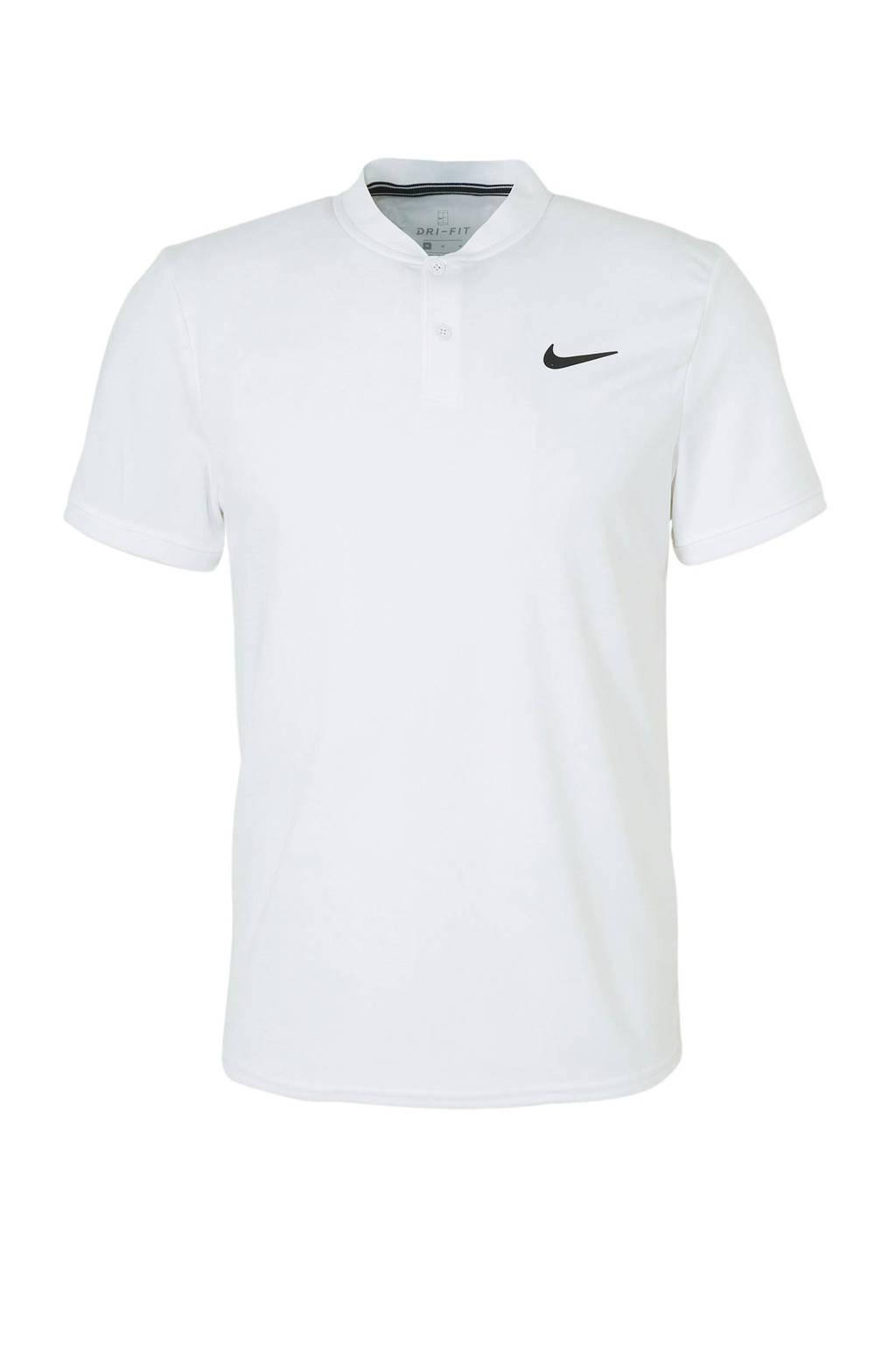 Nike   sportpolo wit, Wit