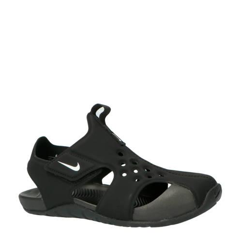 Nike Sunray Protect waterschoenen zwart kids