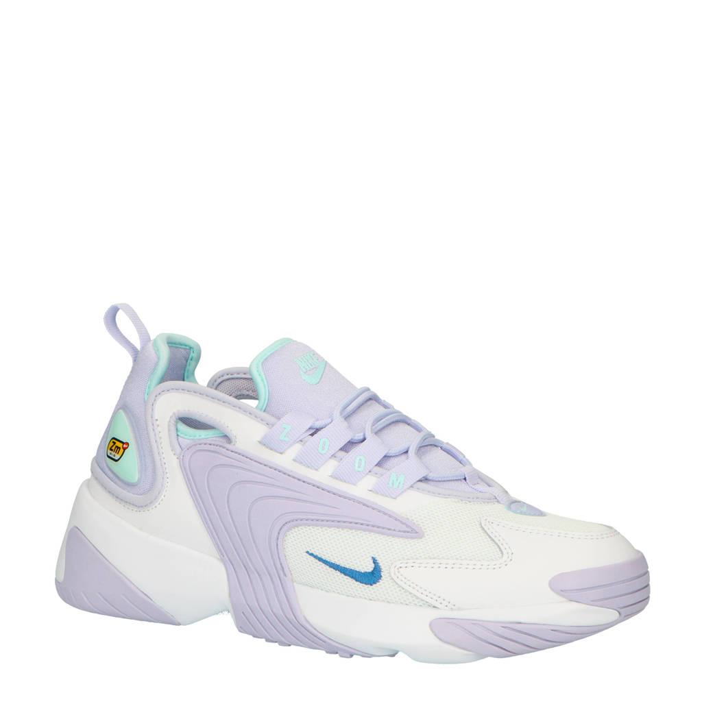 82346a3ae84 Nike ZOOM 2K sneakers wit/lila/mintgroen, Wit/lila/mintgroen