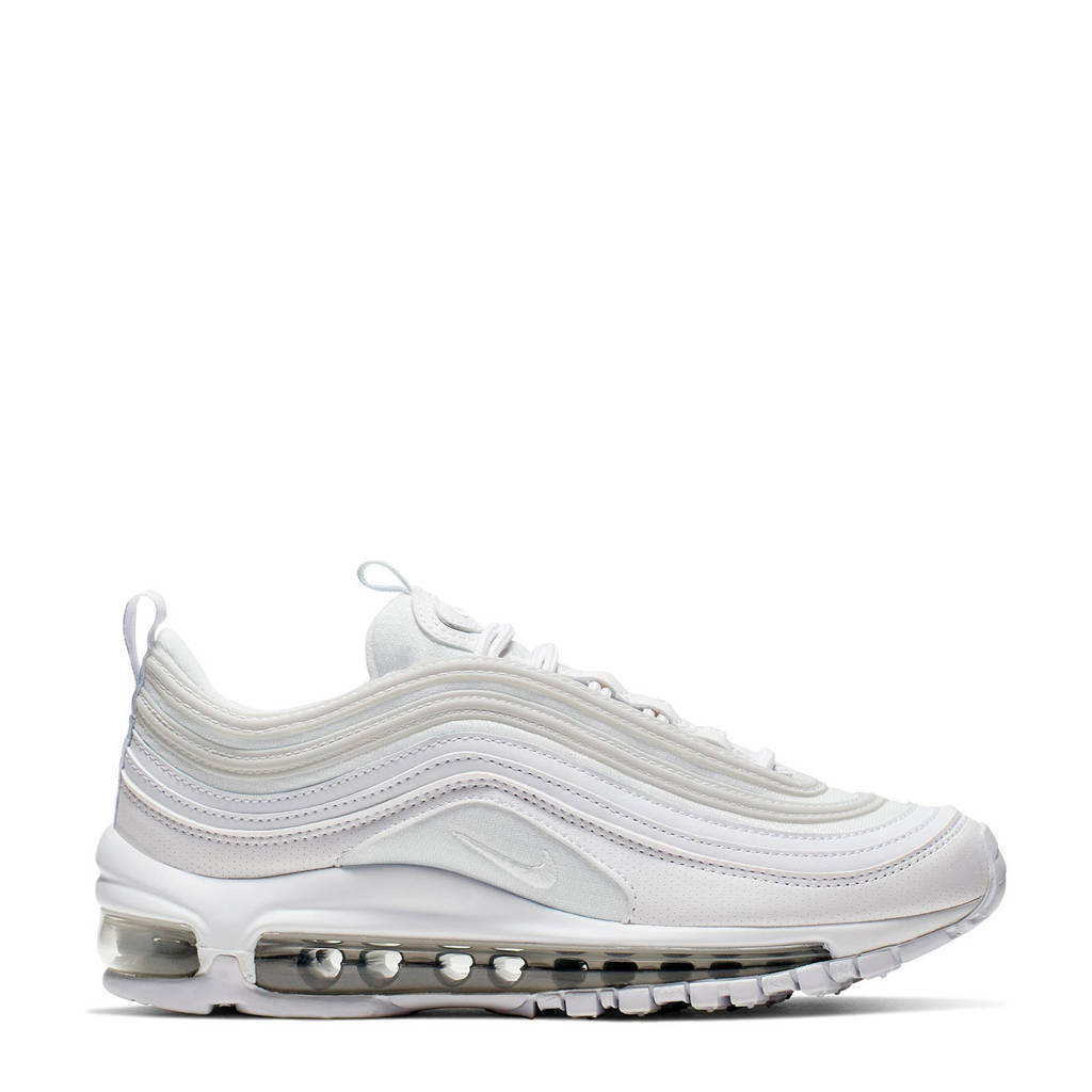 Nike Air Max 97 sneakers wit/zilver, Wit/zilver