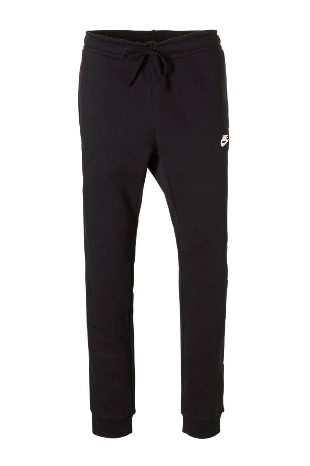 Nike   broek zwart, Zwart