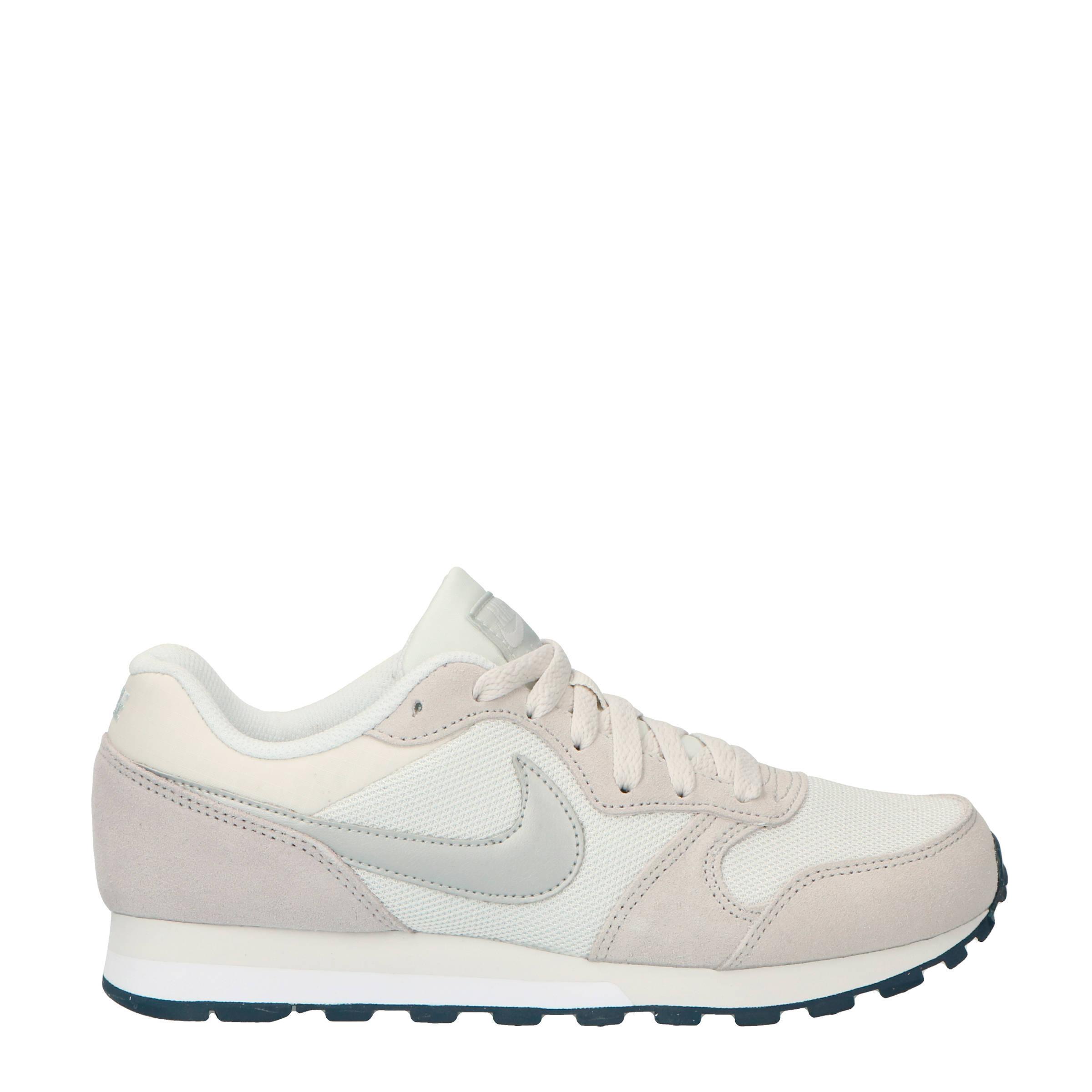 2550e313848 Nike MD Runner 2 sneakers wit/grijs | wehkamp