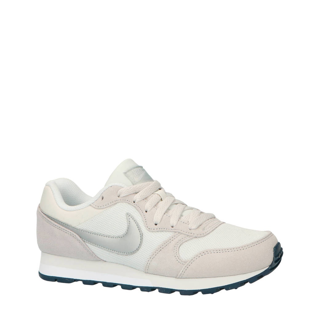 Nike  MD Runner 2 sneakers wit/grijs, Wit/grijs