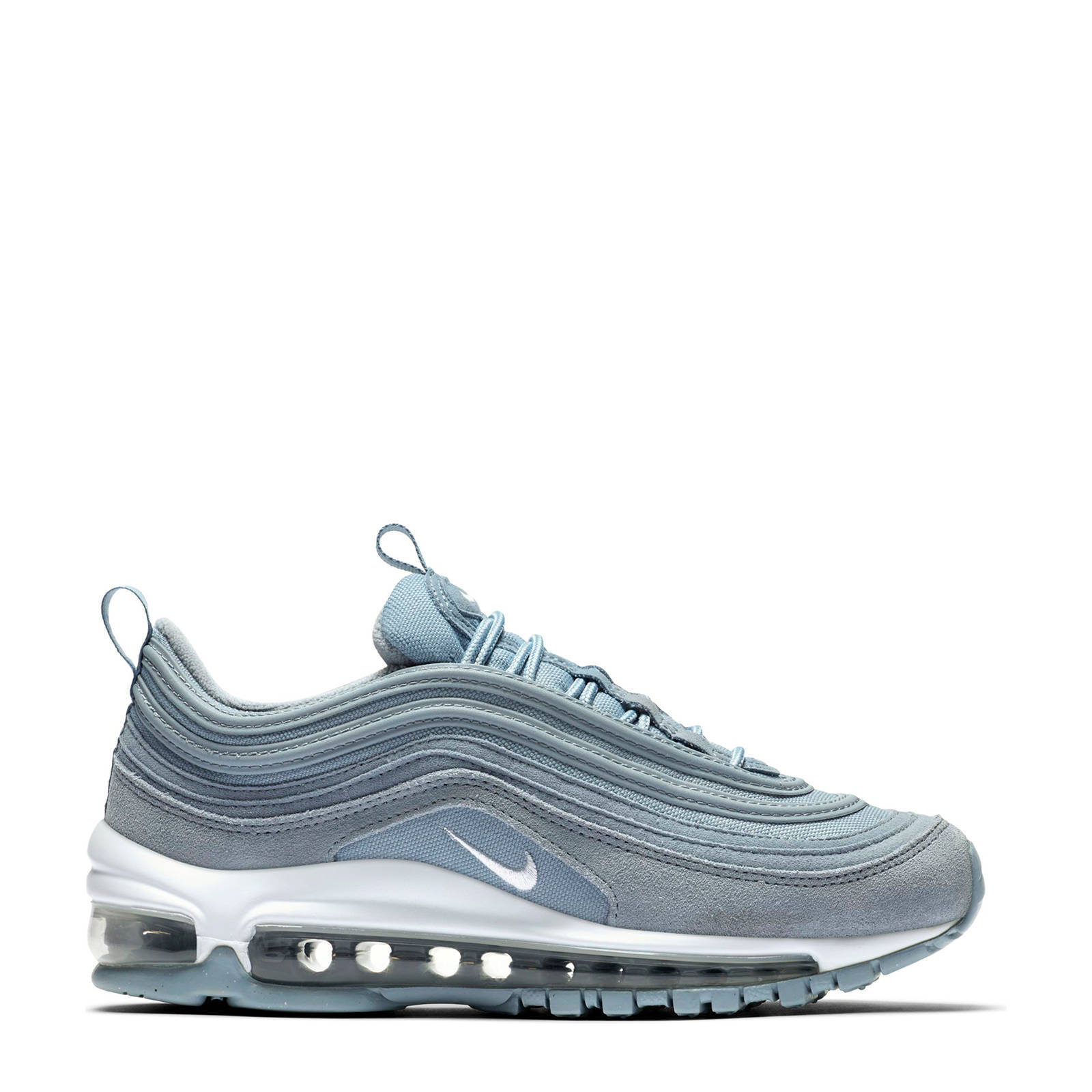 Nike Air Max 97 Pe sneakers lichtblauw/wit | wehkamp