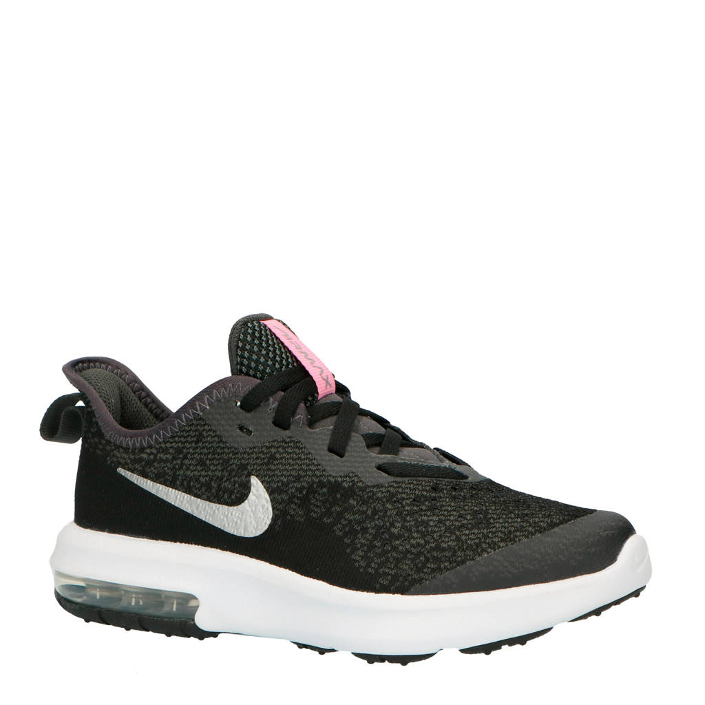 4b83ccbedfb Nike Air Max Sequent 4 (PS) sneakers antraciet/grijs, Antraciet/grijs