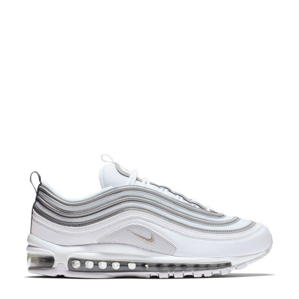 Nike Air Max 97 sneakers wit, Wit/grijs