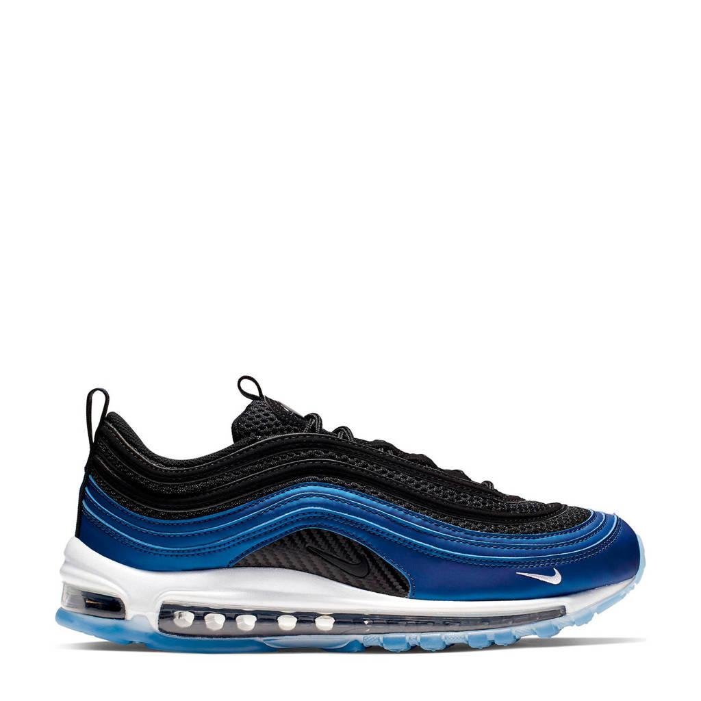 Nike Air Max 97 Qs sneakers zwart/blauw, Zwart/blauw