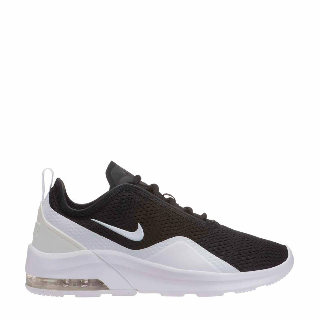 size 40 61c03 1a515 Nike Air Max Motion 2 sneakers zwart wit, Zwart wit