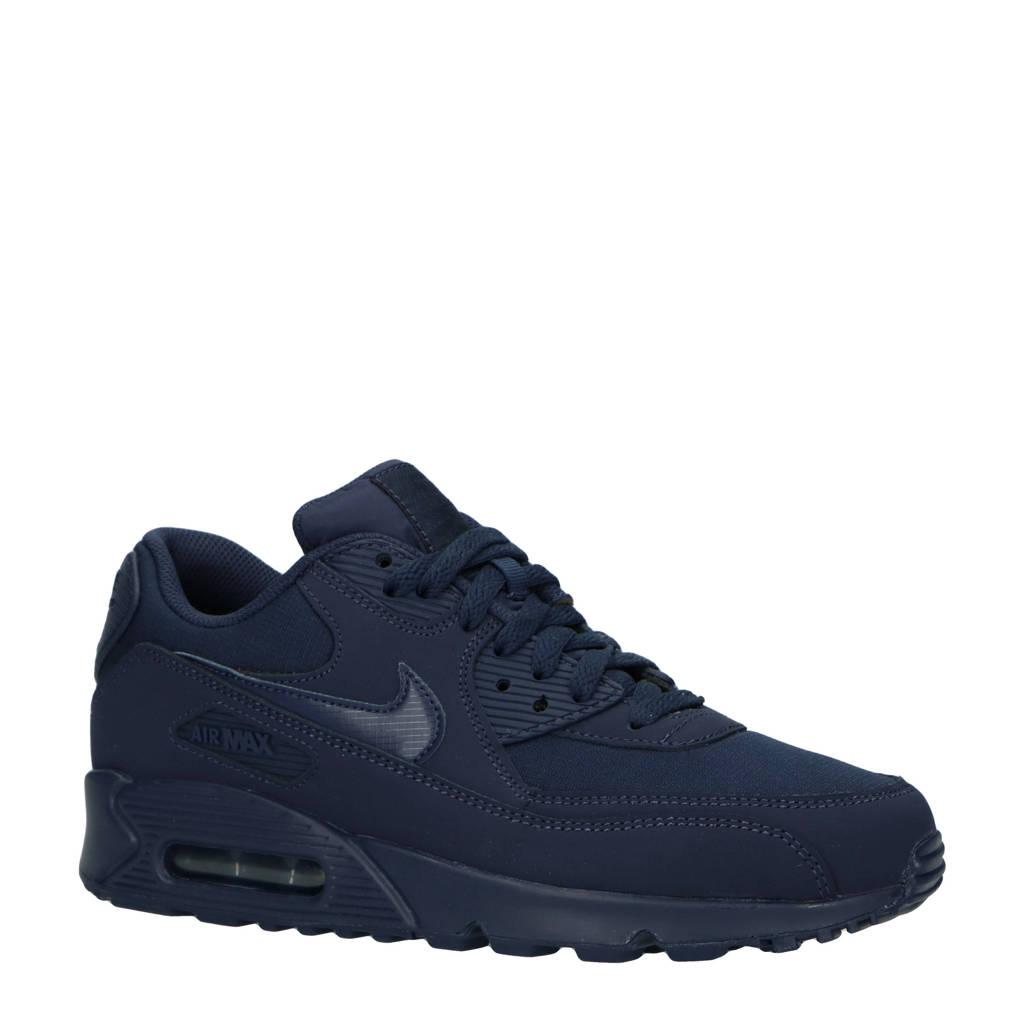 Nike Air Max 90 Essential sneakers blauw, Blauw