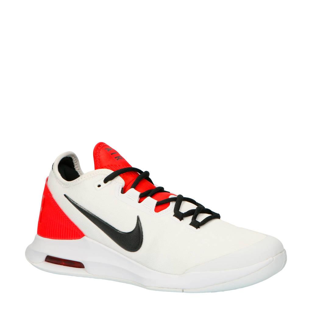 700330999e5 Nike Air Max Wildcard HC tennisschoenen wit/zwart/rood, Wit/zwart/