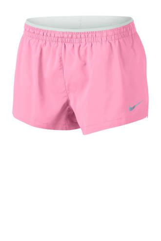 hardloopshort roze