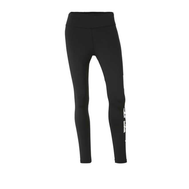 9589961969f Nike. 7/8 sportbroek met printopdruk zwart/wit