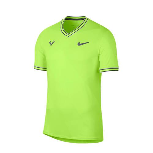 Nike sport T-shirt groen