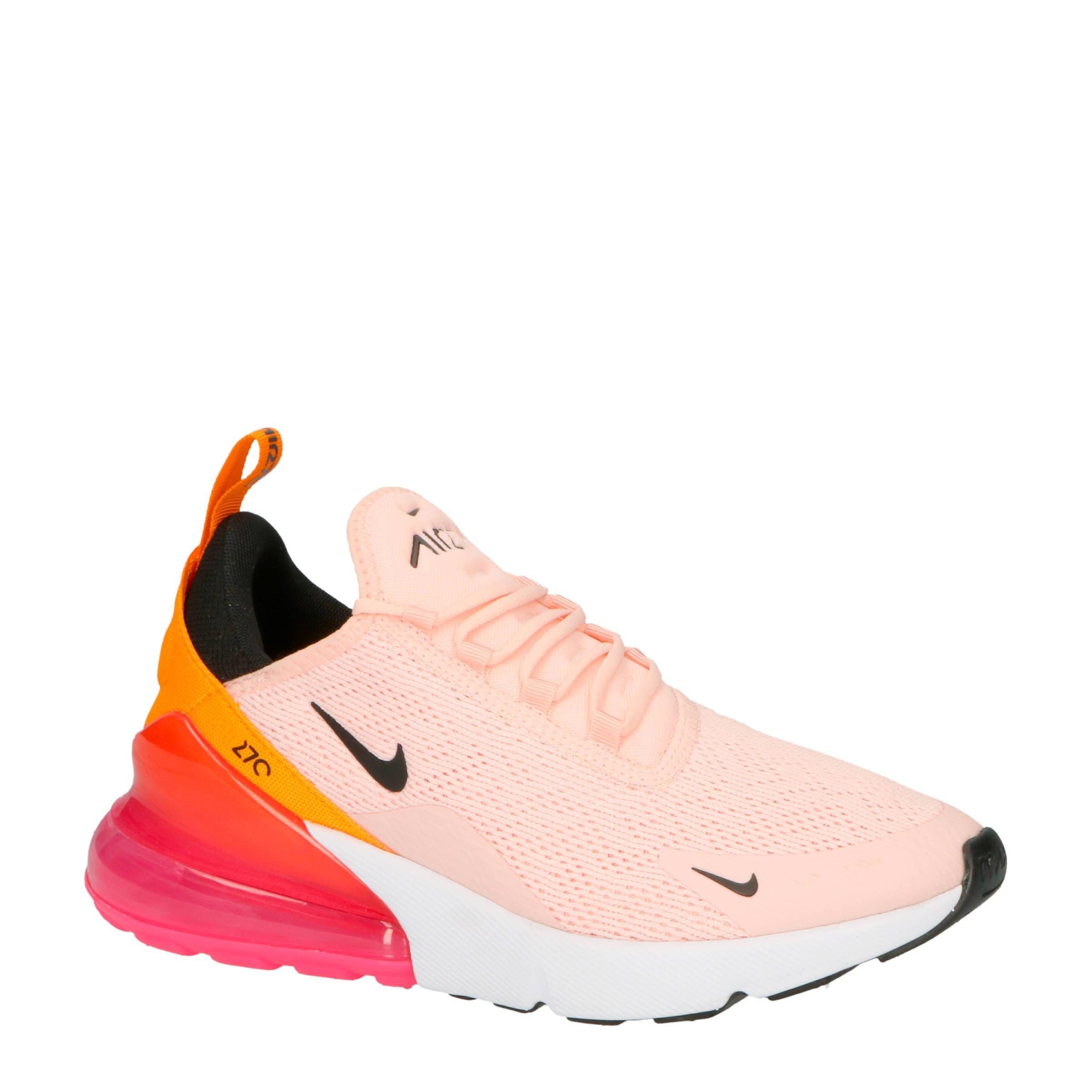 nike air max roze oranje