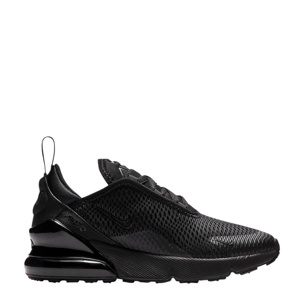 Nike Air Max 270 sneakers zwart, Zwart