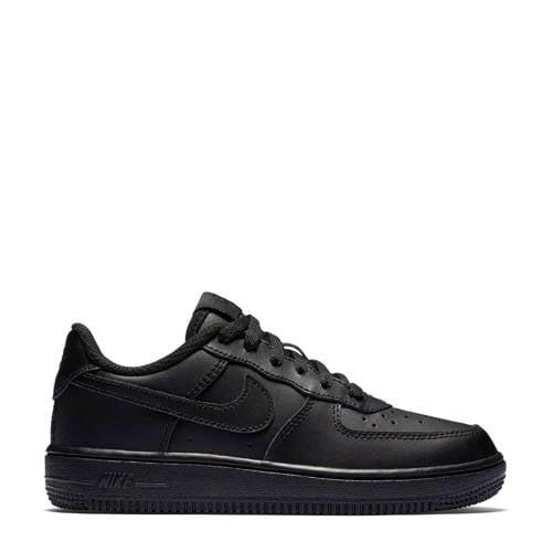 Nike FORCE 1 (PS) sneakers zwart