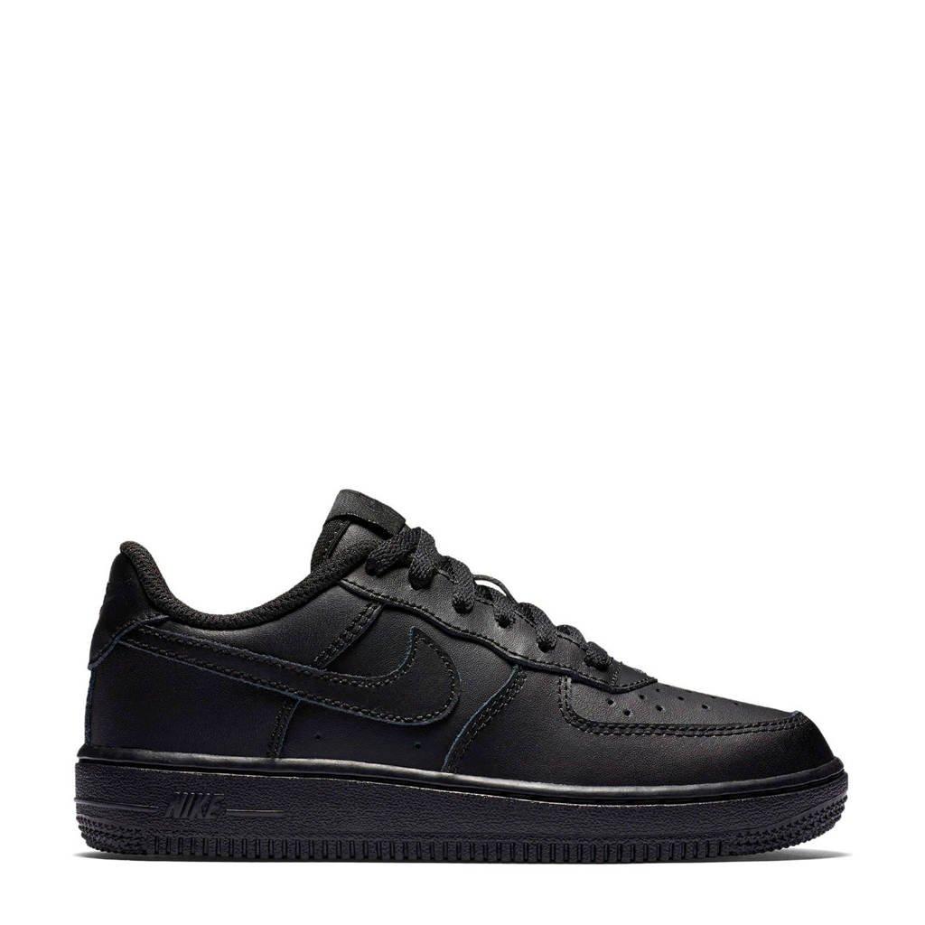 Nike  FORCE 1 (PS) sneakers zwart, Zwart