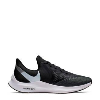 Air Zoom Winflo 6 hardloopschoenen zwart