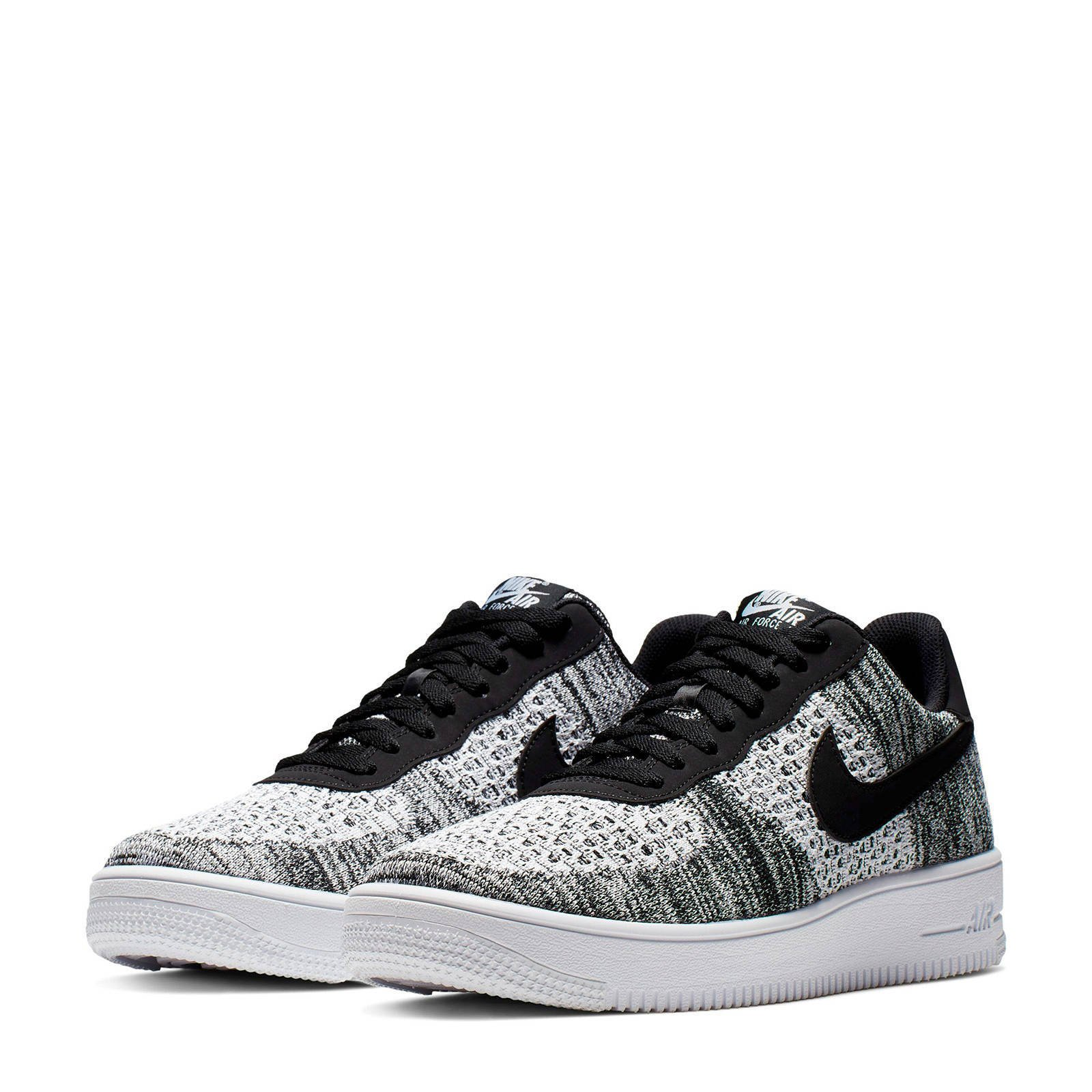 Air Force 1 Flyknit 2.0 sneakers zwartwit