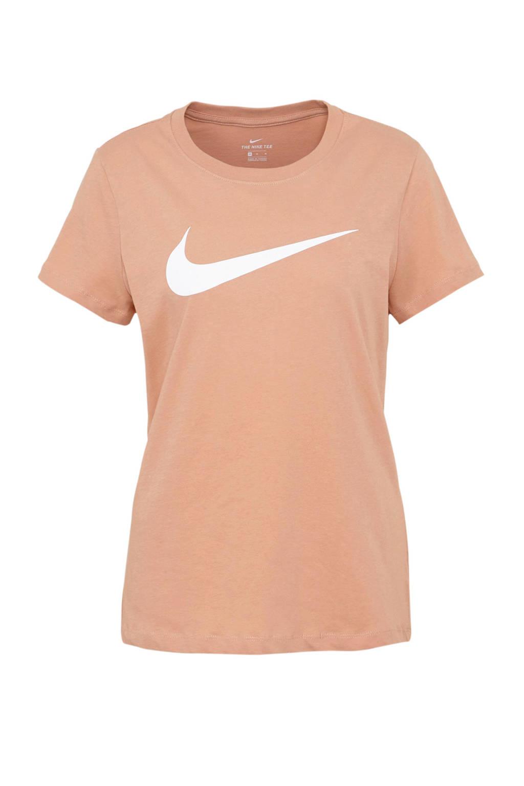 Nike T-shirt oudroze, Oudroze