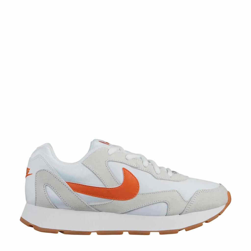sports shoes c8dfd bda1f Nike Delfine sneakers wit oranje, Wit oranje