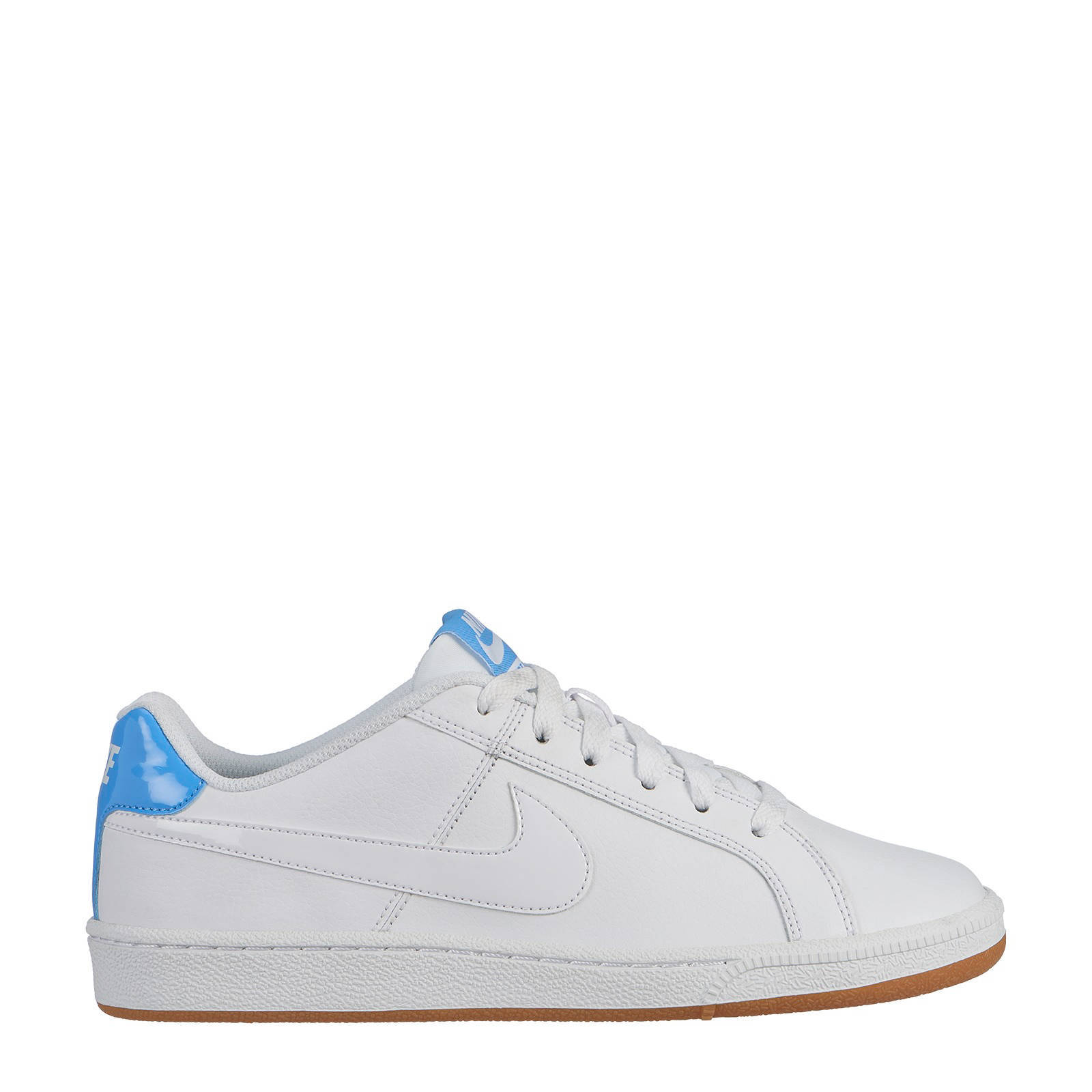 Court Royale sneakers wit/blauw