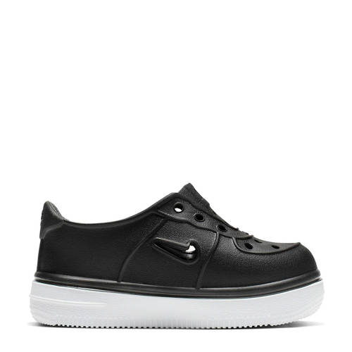 Nike Foam Force 1 sneakers zwart/wit