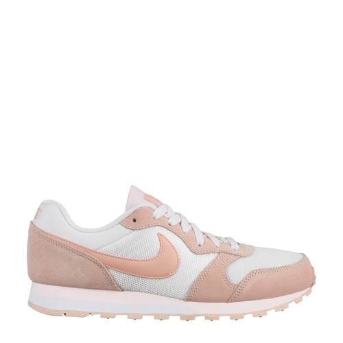 Nike MD Runner 2 sneakers roze/wit