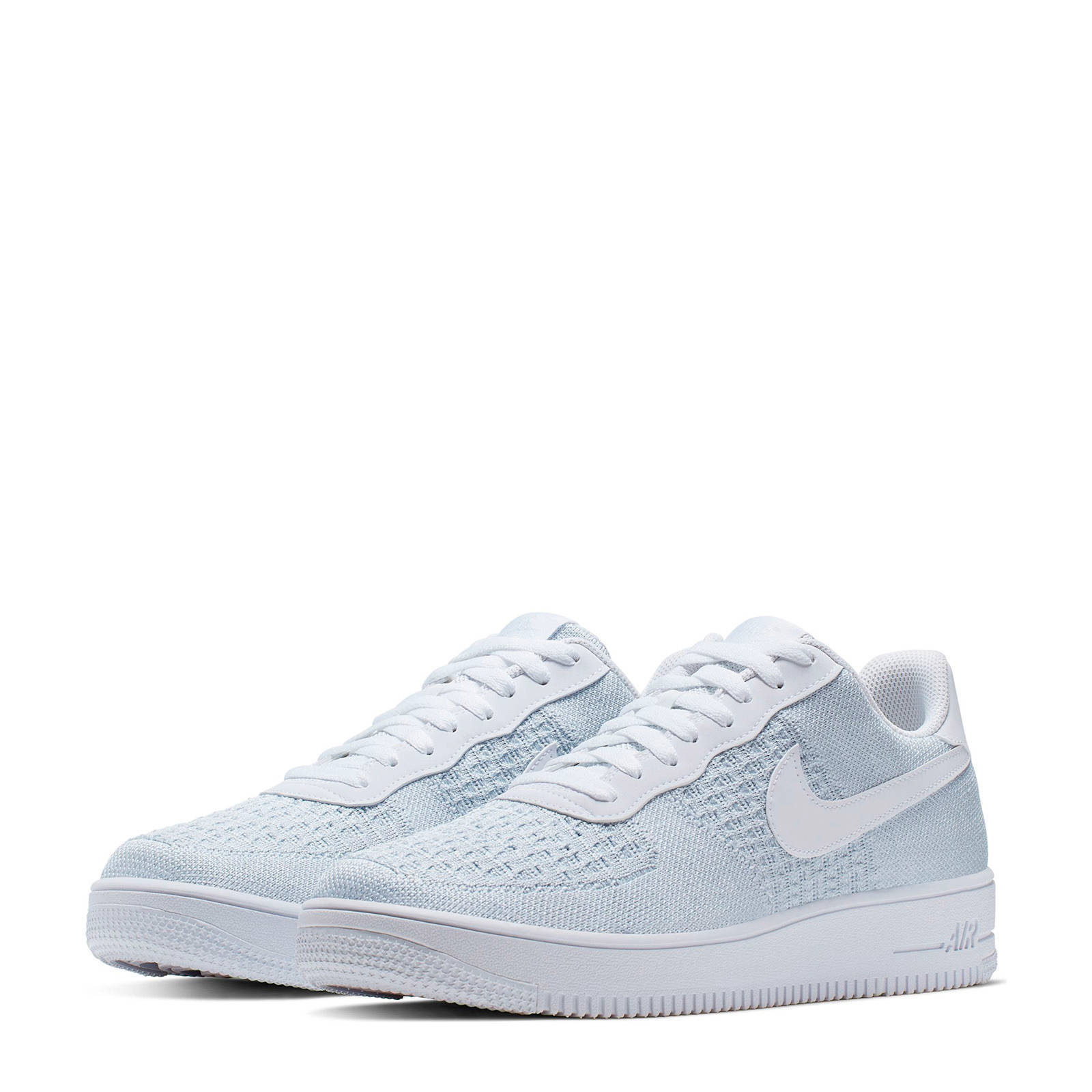 Nike Air Force 1 Flyknit 2.0 sneakers wit | wehkamp