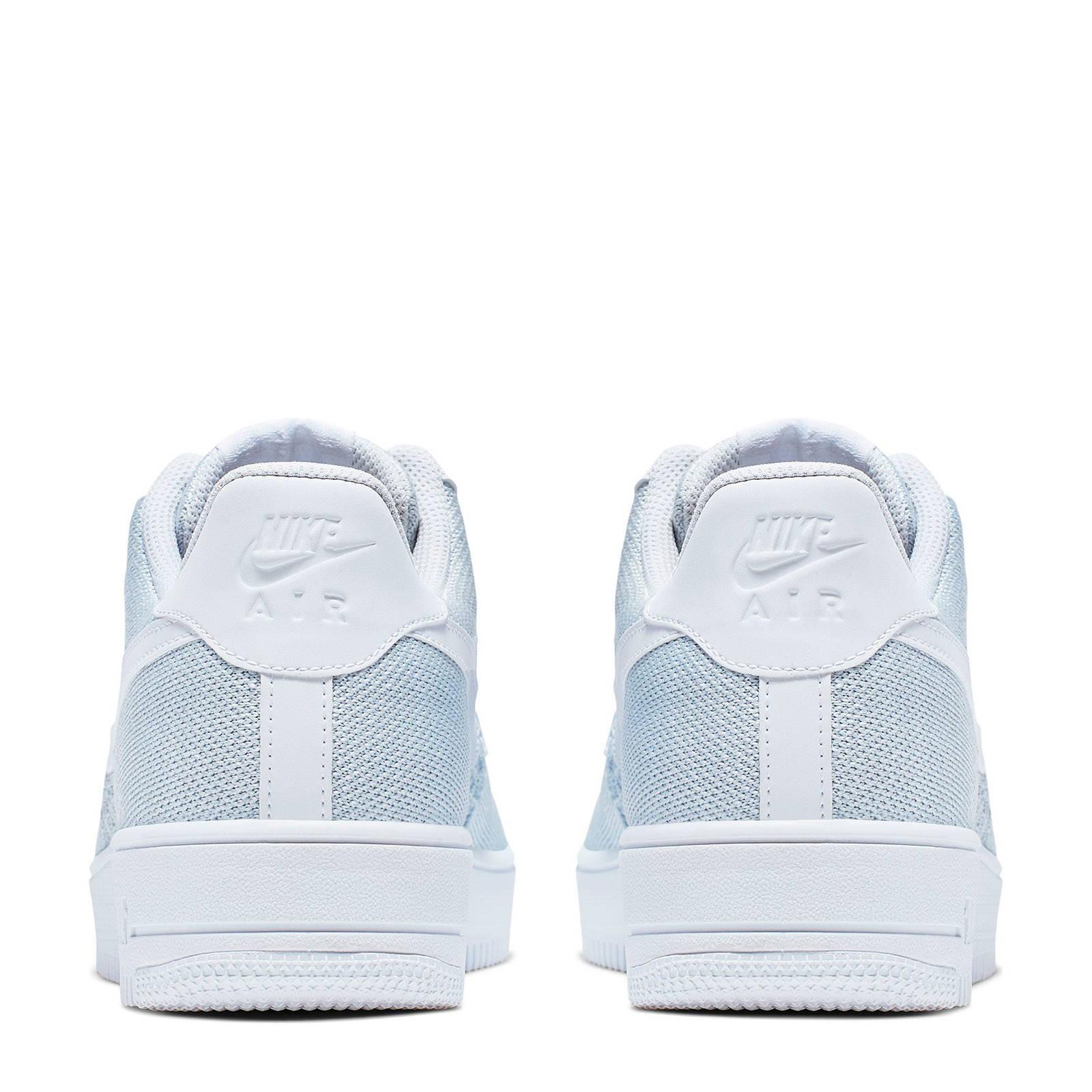 Nike Air Force 1 Flyknit 2.0 sneakers zwartmulti   wehkamp