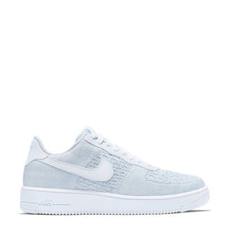 Air Force 1 Flyknit 2.0 sneakers wit