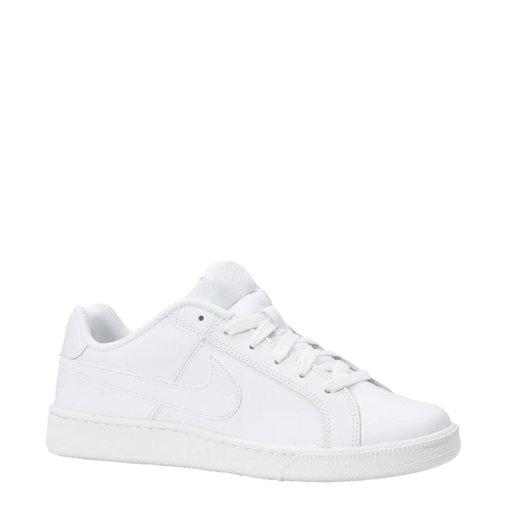 Nike Court Royale leren sneakers wit, Wit