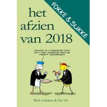 Fokke & Sukke: Het afzien van 2018 - John Reid, Bastiaan Geleijnse en Jean-Marc van Tol