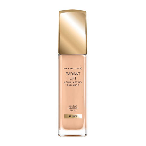 Max Factor Radiant Lift 47 Nude Foundation