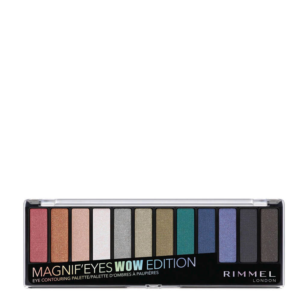 Rimmel London Magnif ' Eyes Wow Glitter oogschaduw palette - 006 Lilac