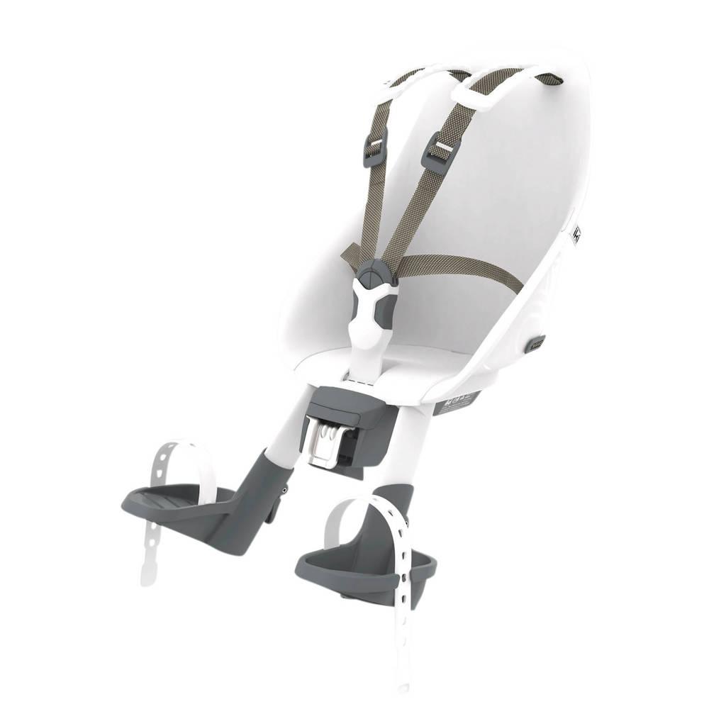 Urban Iki  fietsstoeltje voor wit, Wit