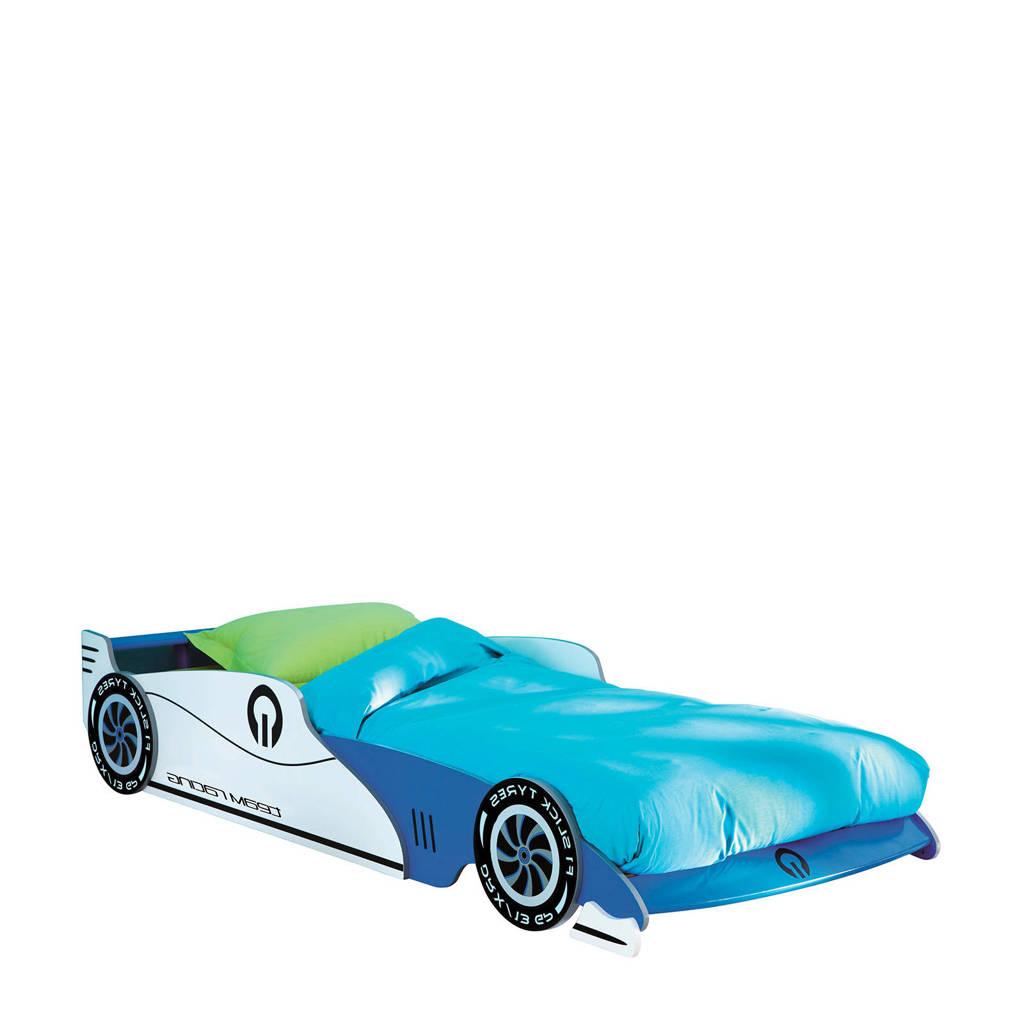 anytime Kinderbed Grand Prix  (90x200 cm), Blauw