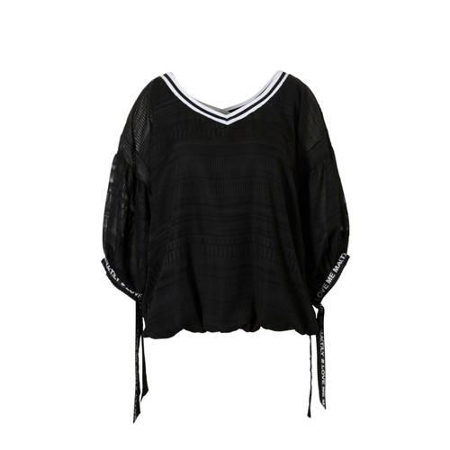 Mat Fashion Top met textuur kopen