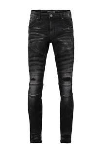 CoolCat skinny fit jeans zwart (heren)