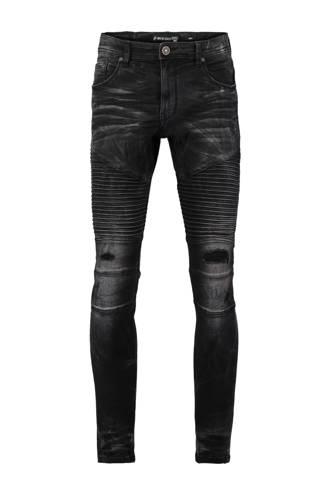 skinny fit jeans zwart