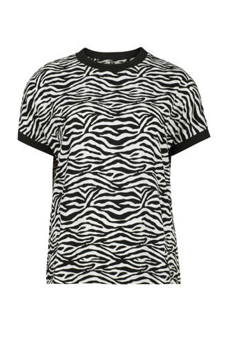 9b13e607f3ffe8 WE Fashion T-shirts   tops bij wehkamp - Gratis bezorging vanaf 20.-