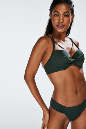 Core collection other beugel bikinitop Sunset Dreams groen