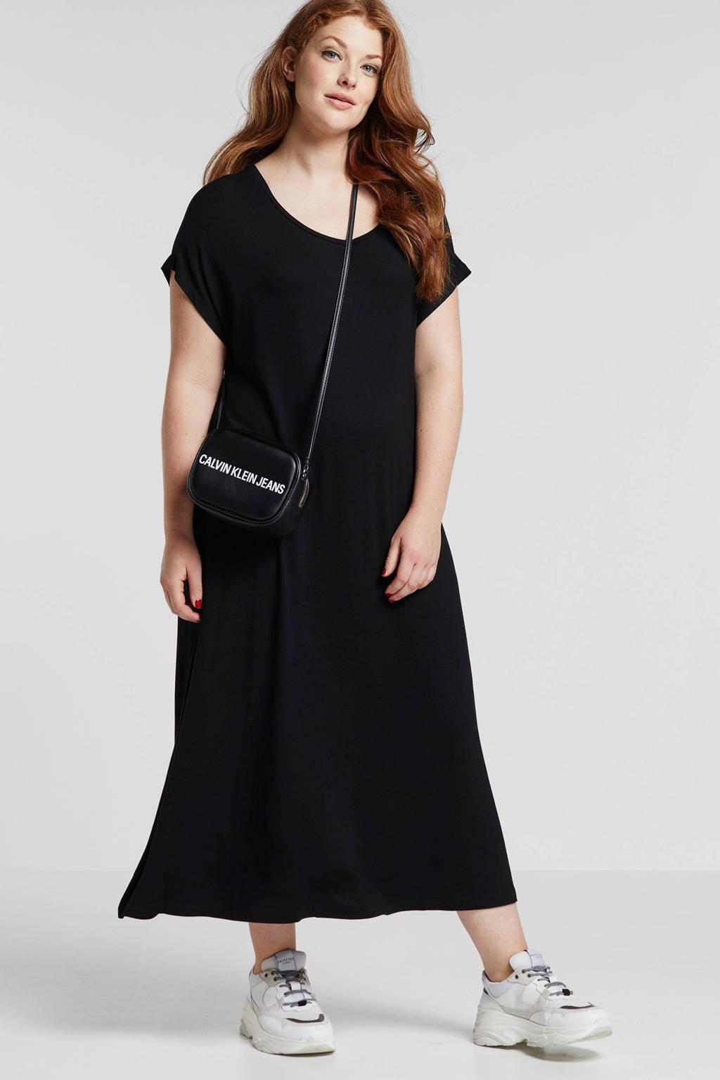 Zizzi jurk zwart, Zwart