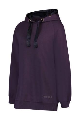 Designer collaborations HKMX sportsweater Doutzen paars