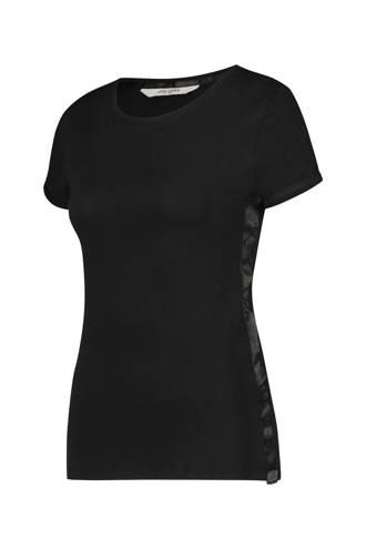 HKMX sport T-shirt Doutzen zwart