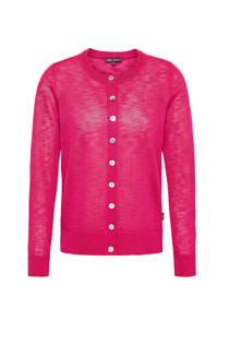 Didi semi-transparant vest Renate roze (dames)