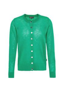 Didi semi-transparant vest West groen (dames)