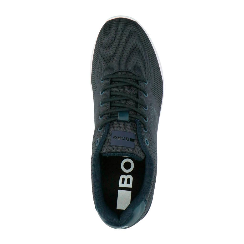Low R107 Donkerblauw Björn Sneakers Borg Knt M qOFFAEU