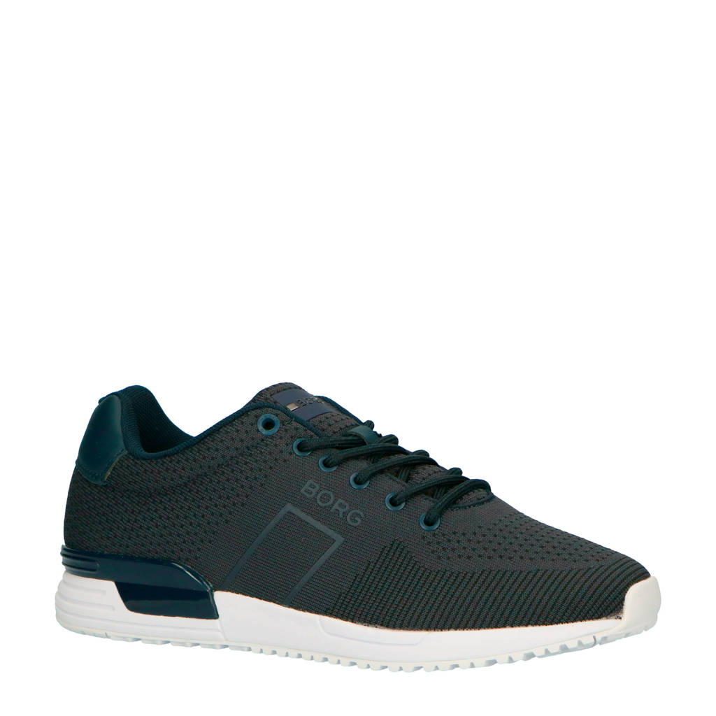 Björn Borg  R107 LOW KNT M sneakers donkerblauw, Donkerblauw